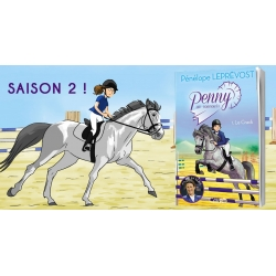 Penny au poney-club - Saison 2 - Tome 1