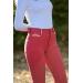 pantalon d'équitation rouge Pénélope store