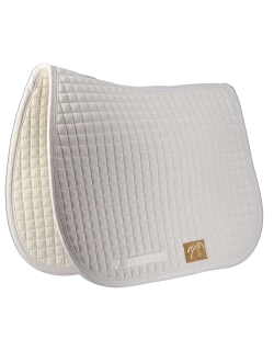 tapis de selle blanc les essentiels Pénélope store