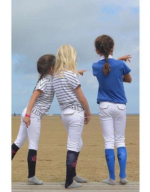 Pantalon d'équitation blanc point sellier Pénélope store
