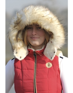 Roger Down Jacket - Red