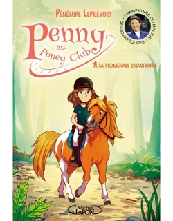 Penny at the poney club -...