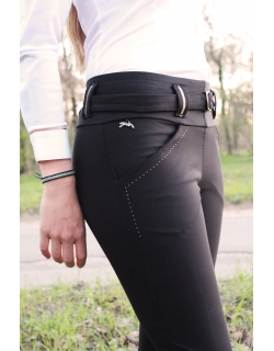 Rio Breeches - Black
