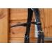 Bridon luxe en cuir noir et point sellier pénélope-store