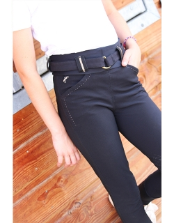 Black Rio Breeches - Child