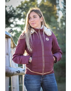 Beaumont Winter Jacket - Plum