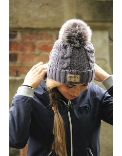Uma Hat - Grey