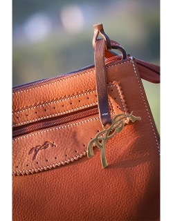 Virgule bag's jewel -...