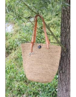 Mathilde Woven Shopping Bag...