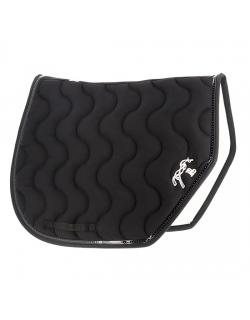 Point sellier sport Saddle pad - Black & patent black