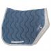 Point sellier sport saddle pad - Lagoon blue & White