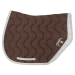 Point sellier sport saddle pad - Taupe & white