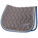Point Sellier Classic Saddle pad - Grey & Royal blue
