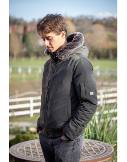 Tiger winter jacket men - khaki