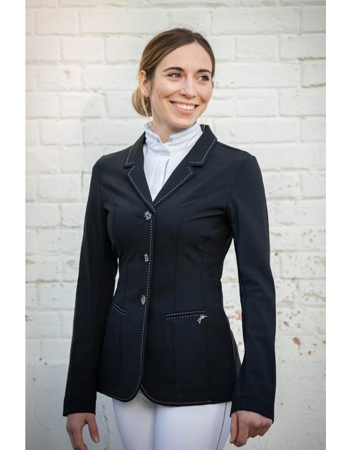 Paris soft Show jacket - Black