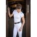 Polo Lollyshow - Blanc