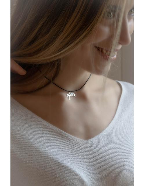 Gold neckless Jubilée