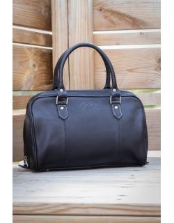 Étretat handbag - Black