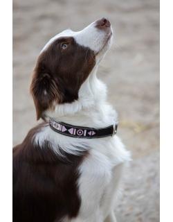 Pearl Dog Collar - Havana &...