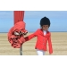 veste de concours rouge enfant pénélope-store.