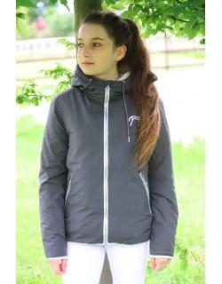 Leccito Grey jacket - Junior