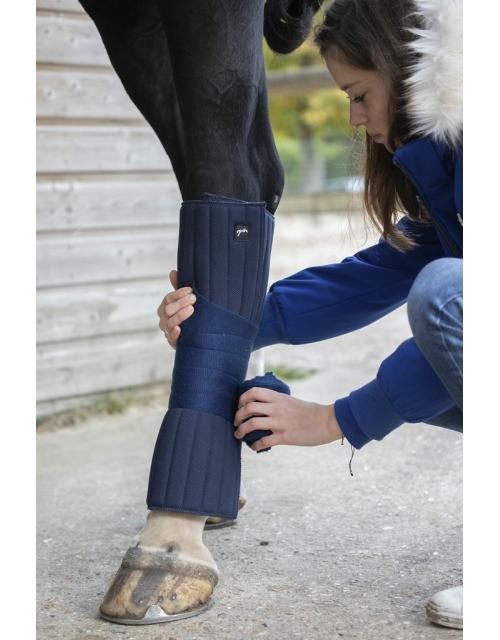 Medium Soft leg wraps Pénélope-Store
